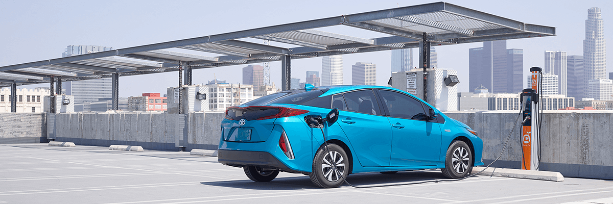Charge Your Prius Prime Wherever You Go