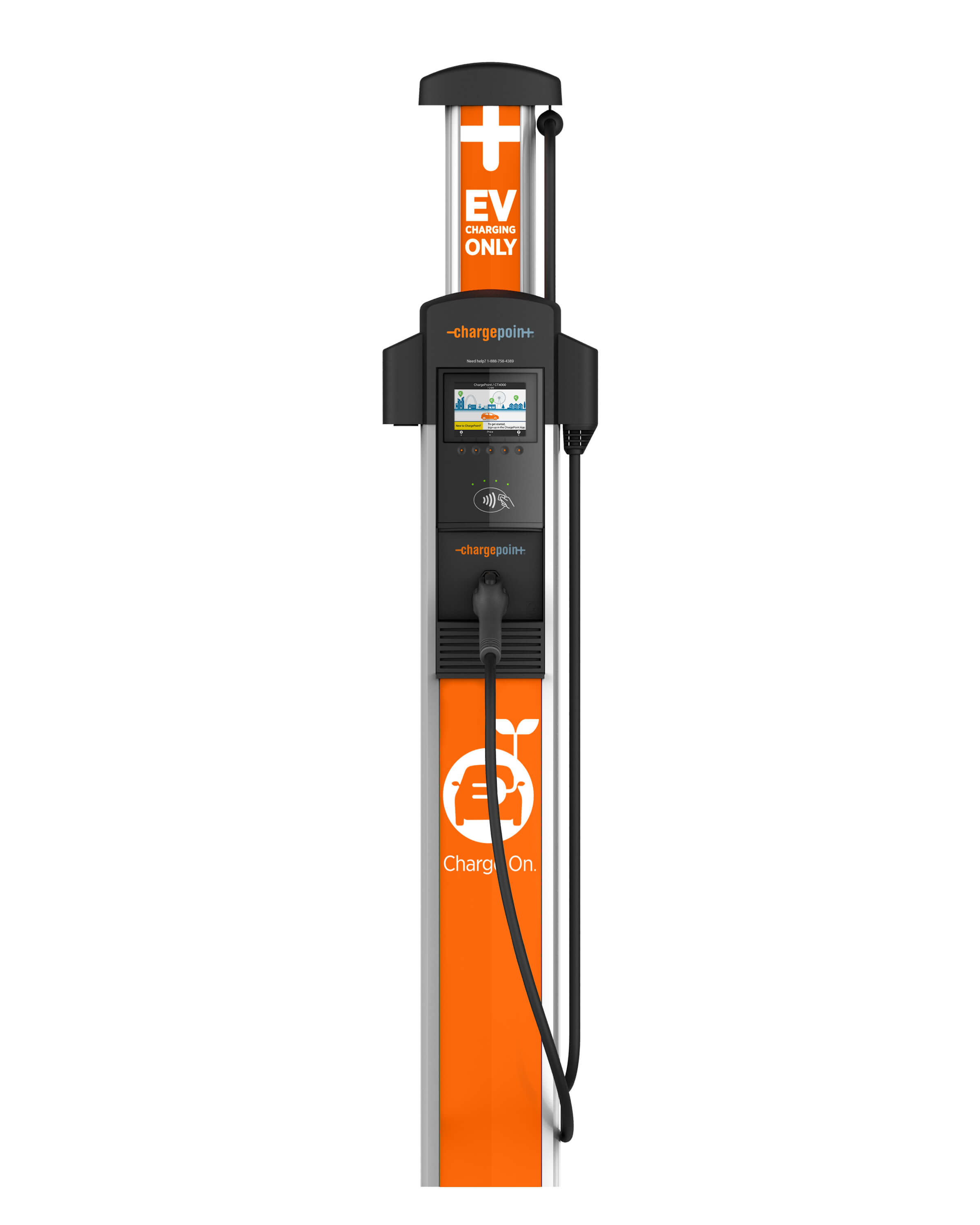 CT4000 Family   ChargePoint