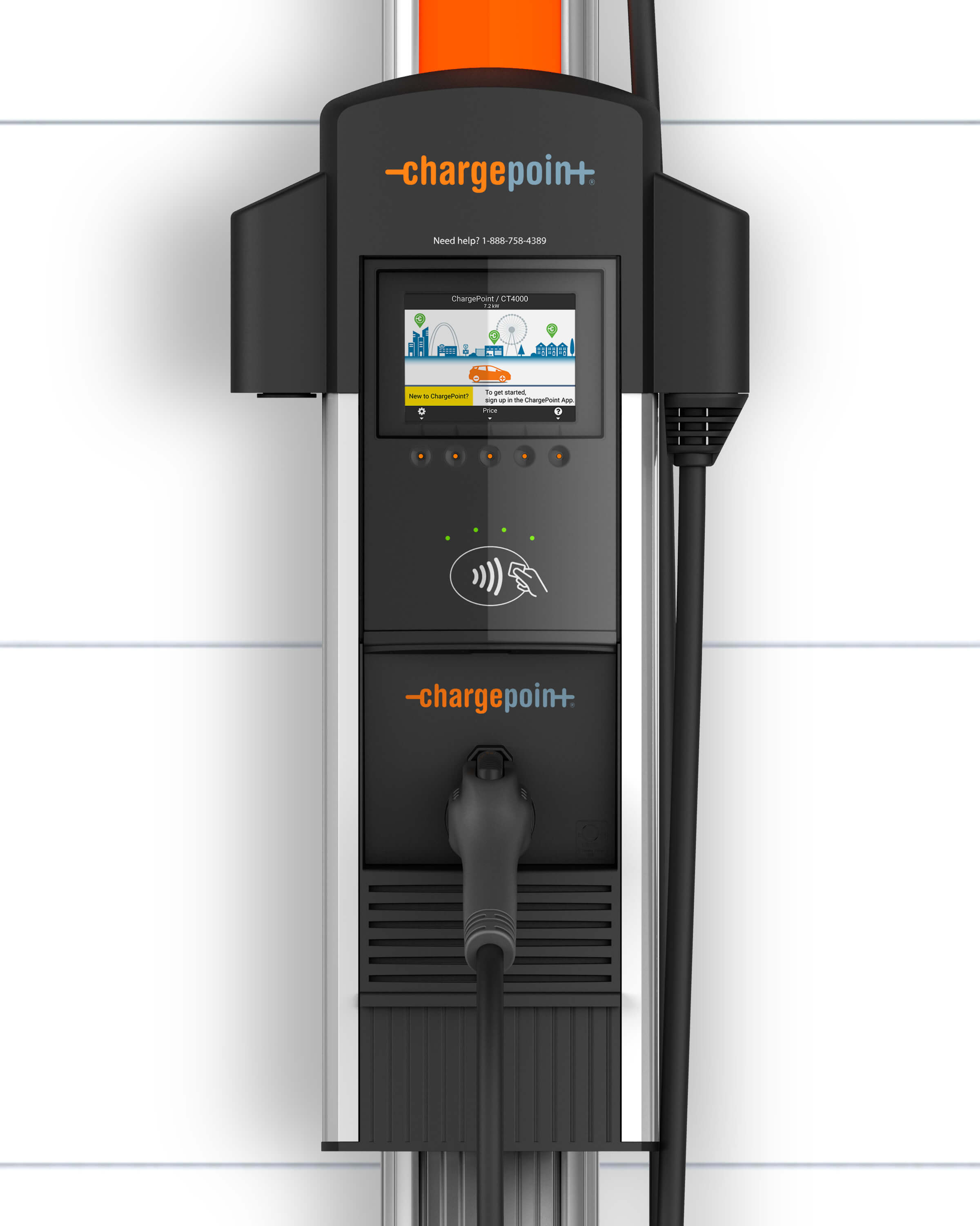 Family Auto Sales >> CT4000 Family - ChargePoint