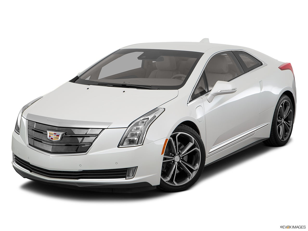 Cadillac ELR   ChargePoint