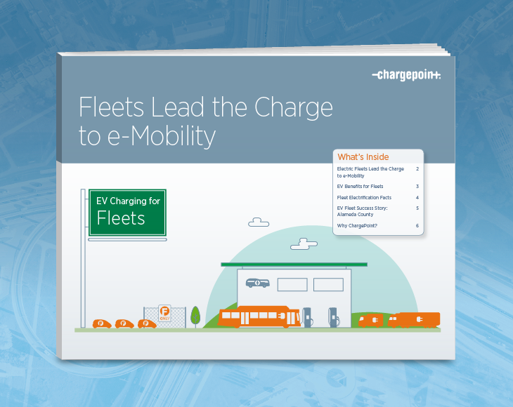 How electric vehicles impact fleets.