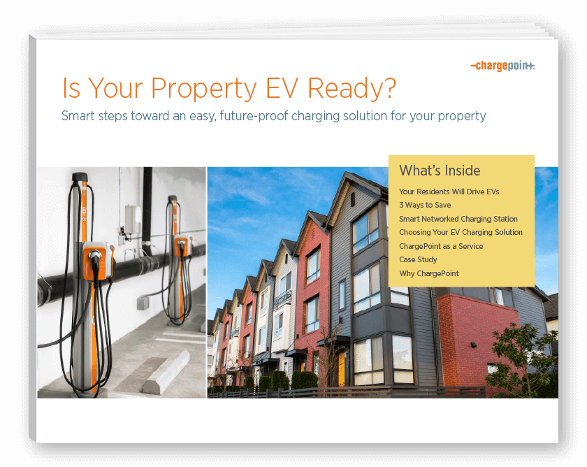 Is Your Property EV Ready?