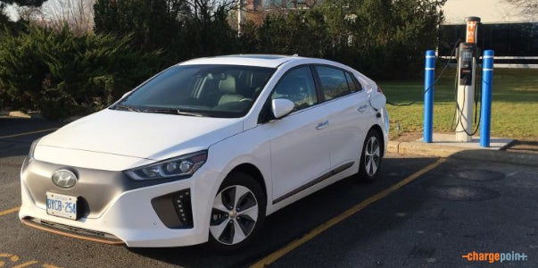 Everything You Need To Know About The Hyundai Ioniq Electric