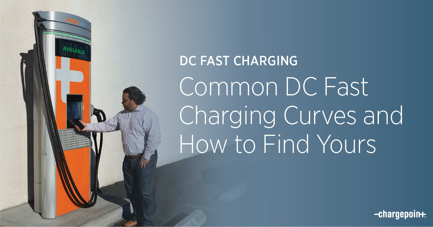 Discover DC Fast Charging Curves
