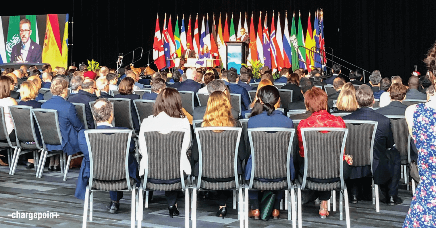 10th annual Clean Energy Ministerial in Vancouver, BC