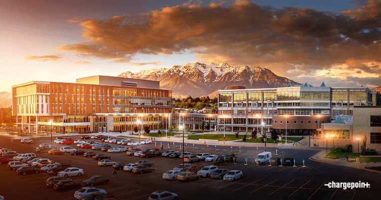 Utah Valley University campus