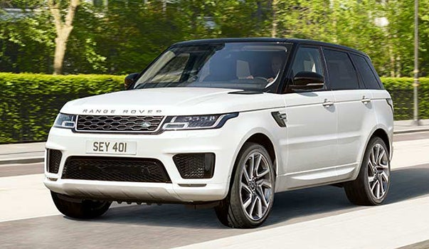 Range Rover Plug-in Hybrid Electric Vehicle