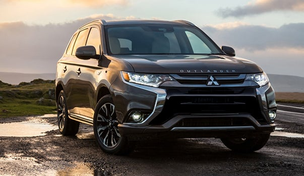 Mitsubishi Outlander Plug-in Hybrid Electric Vehicle