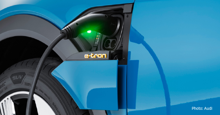 Fast Charging the Audi e-tron