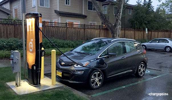 Fast Charging The Bolt Ev