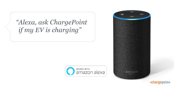 Charge Your EV with Alexa