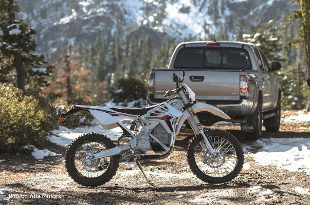 Get Offroad with an Alta