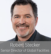 Robert Stecker, Senior Director of Global Facilities