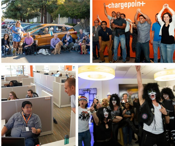 Life at ChargePoint
