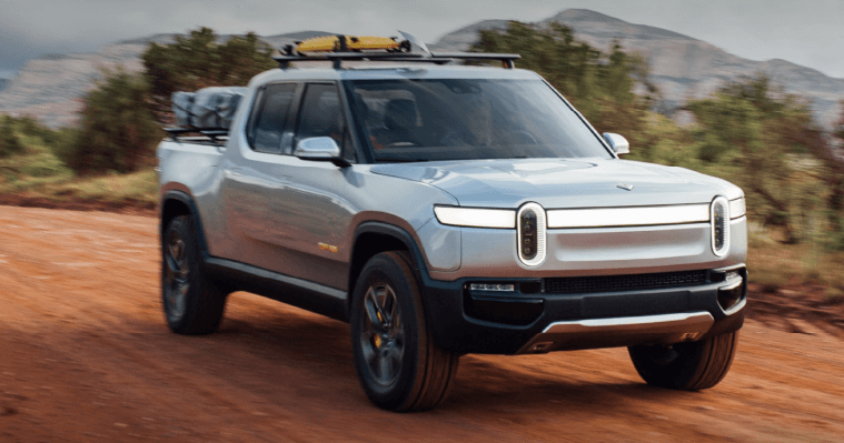 Electric Pickup from Rivian R1T