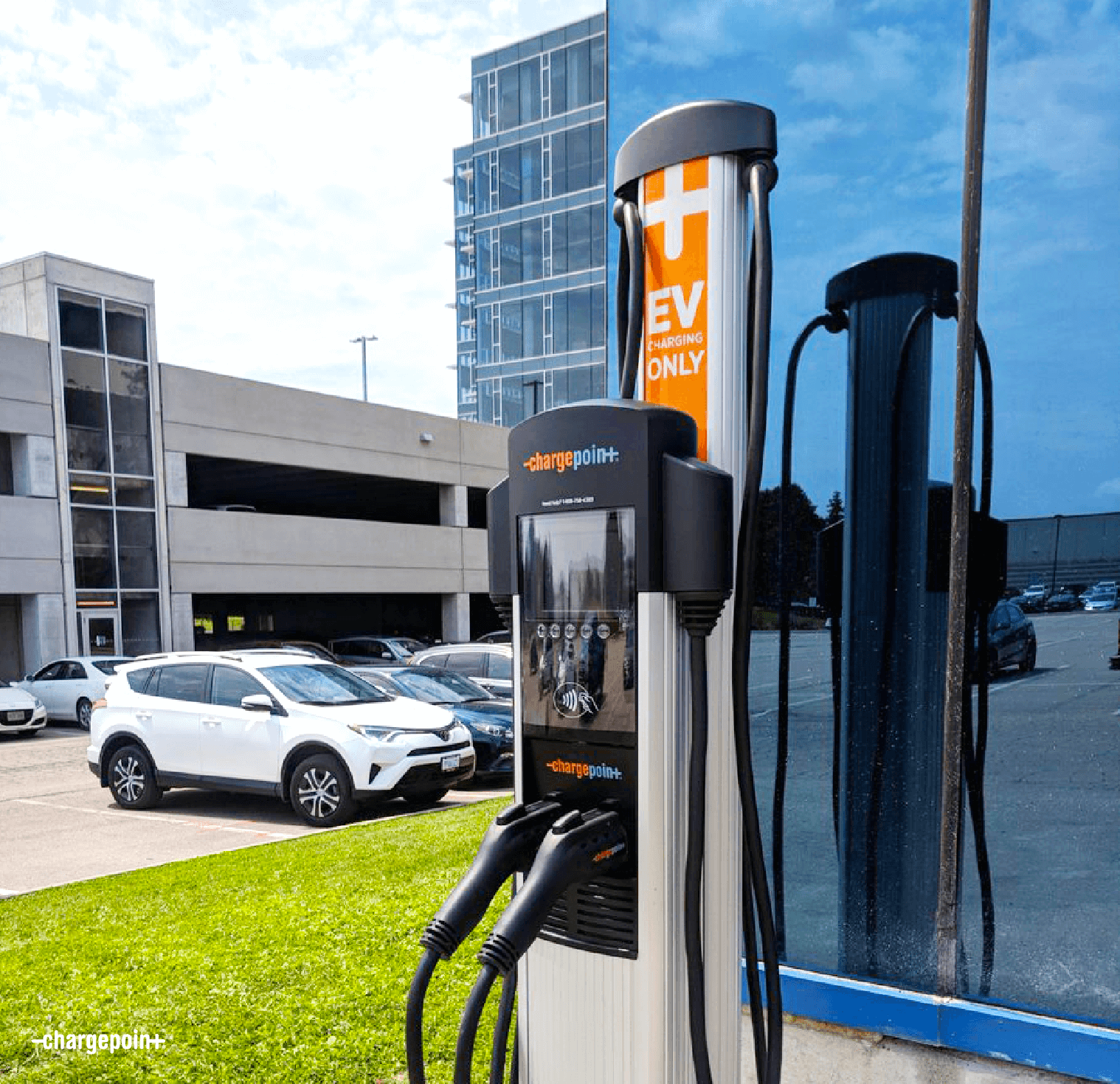 ChargePoint solution outside Menkes development