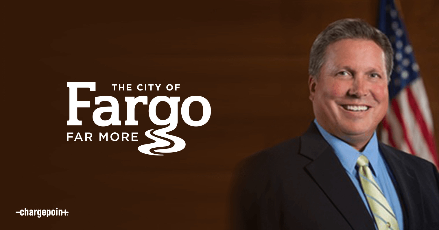 Mike Williams, parking commissioner, City of Fargo