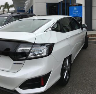 Every Honda Clarity Has Dc Fast Charging