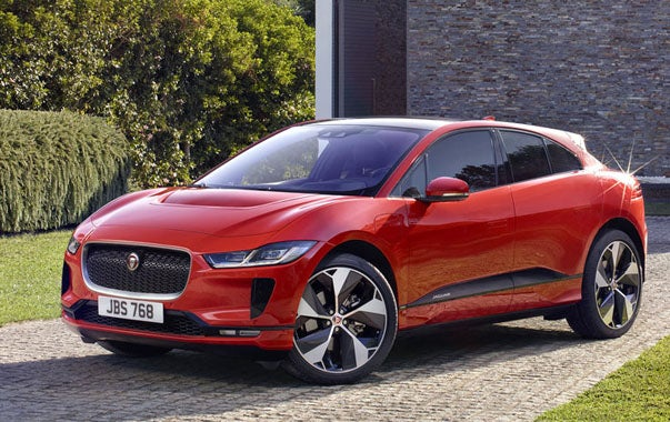 Home Charging for Jaguar I-PACE