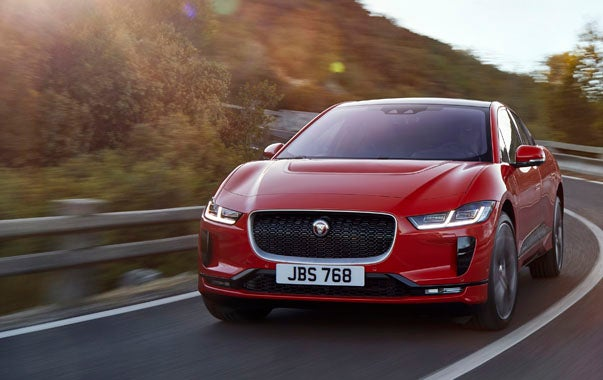 Secrets to Charging the Jaguar I-PACE | ChargePoint