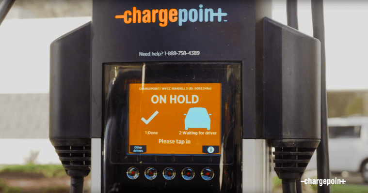 ChargePoint Display