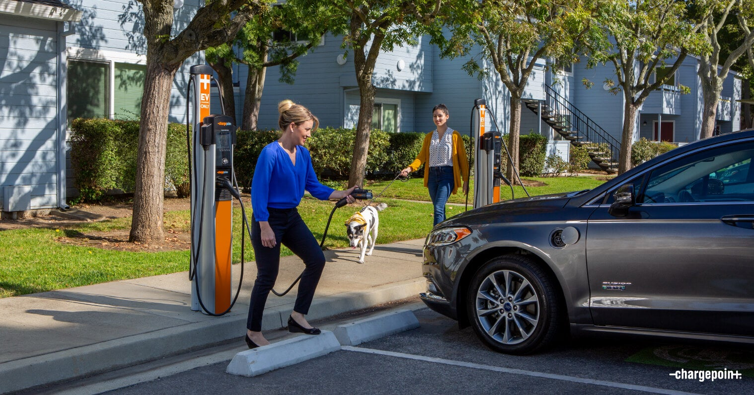 Incentives Help Install EV Charging Where Needed