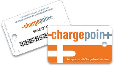 ChargePoint RFID Card