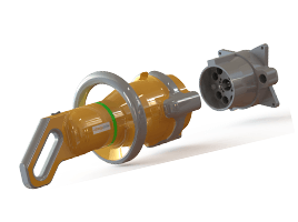 High-Powered Connector Concept