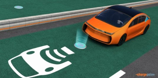 Wireless EV Charging