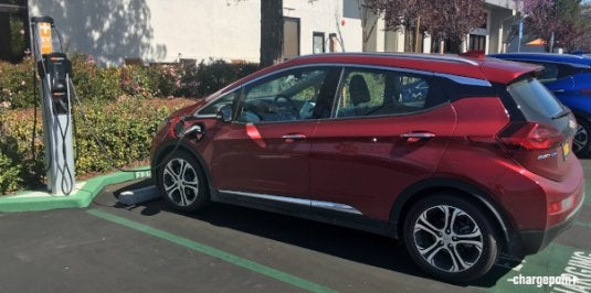 It's Easy to Charge the Bolt EV