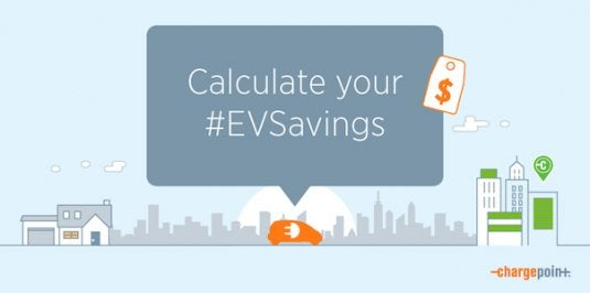EV Savings Calculator