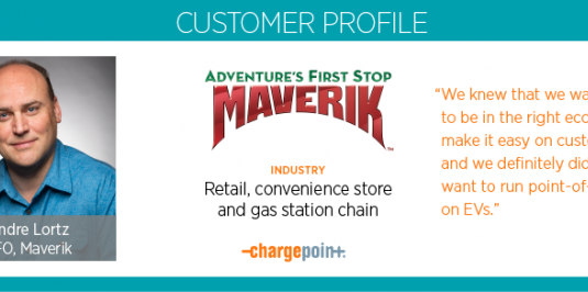 Customer Profile, Andre Lortz, CFO, Maverik