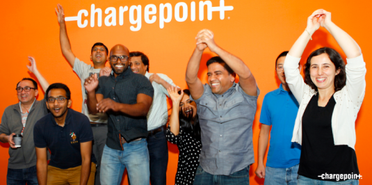 Our engineers love working at ChargePoint