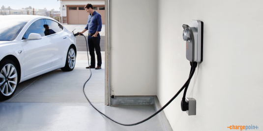 ChargePoint Home Flex Is Faster, More Flexible and Future-Proof Home Charging