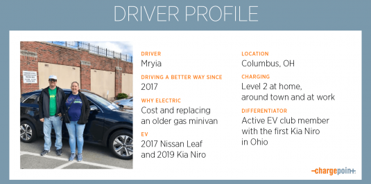 Meet the First Kia Niro EV Owner in Ohio