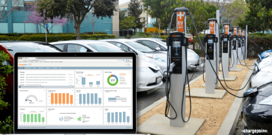 ChargePoint Dashboard and Stations