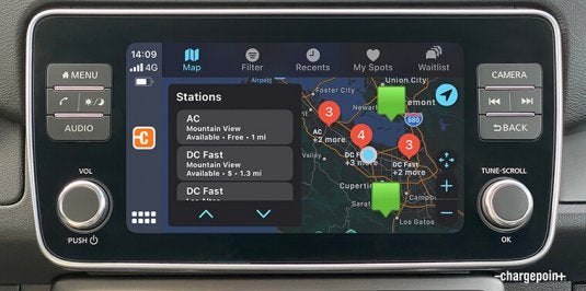 CarPlay_ChargePoint_Integration