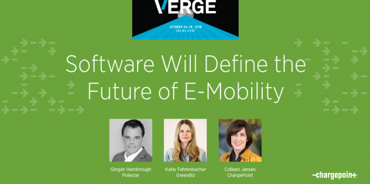 VERGE 20 Software Will Define the Future of E-Mobility