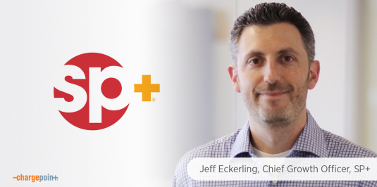 Jeff Eckerling, Chief Growth Officer, SP+