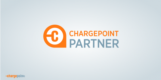 ChargePoint Partner logo